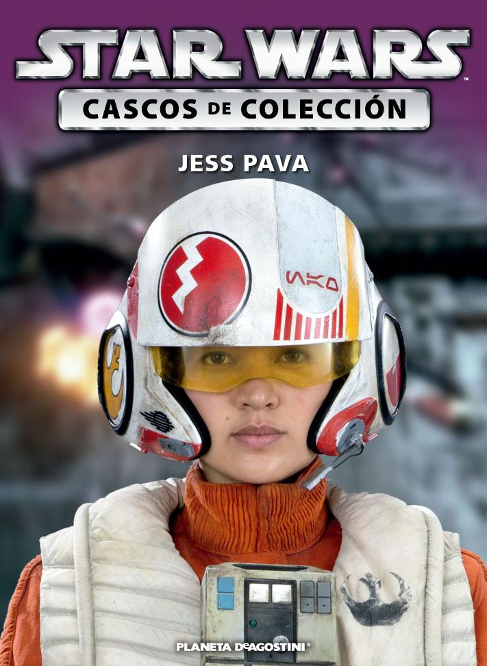 Casco JESS PAVA + Fascículo 57
