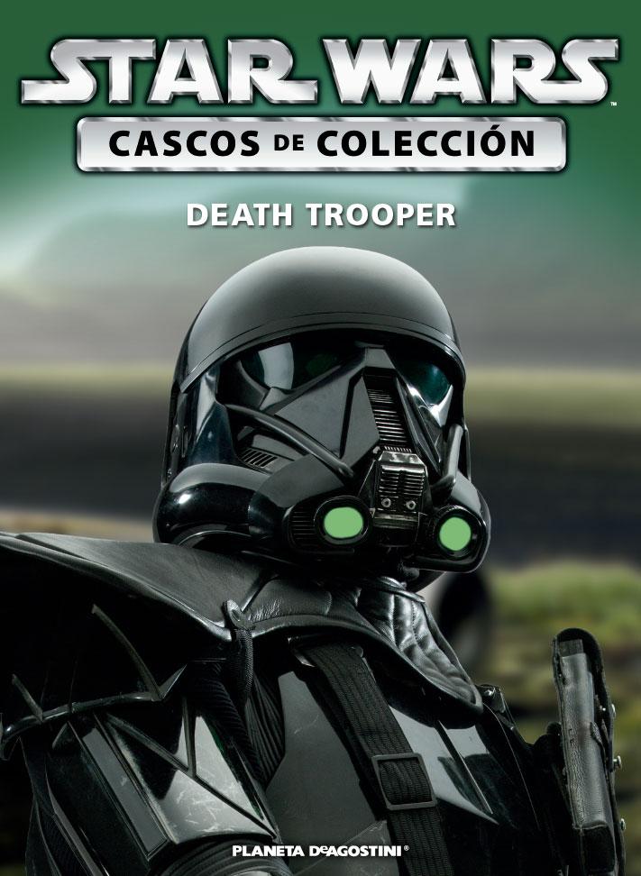 Casco DEATH TROOPER + Fascículo 58