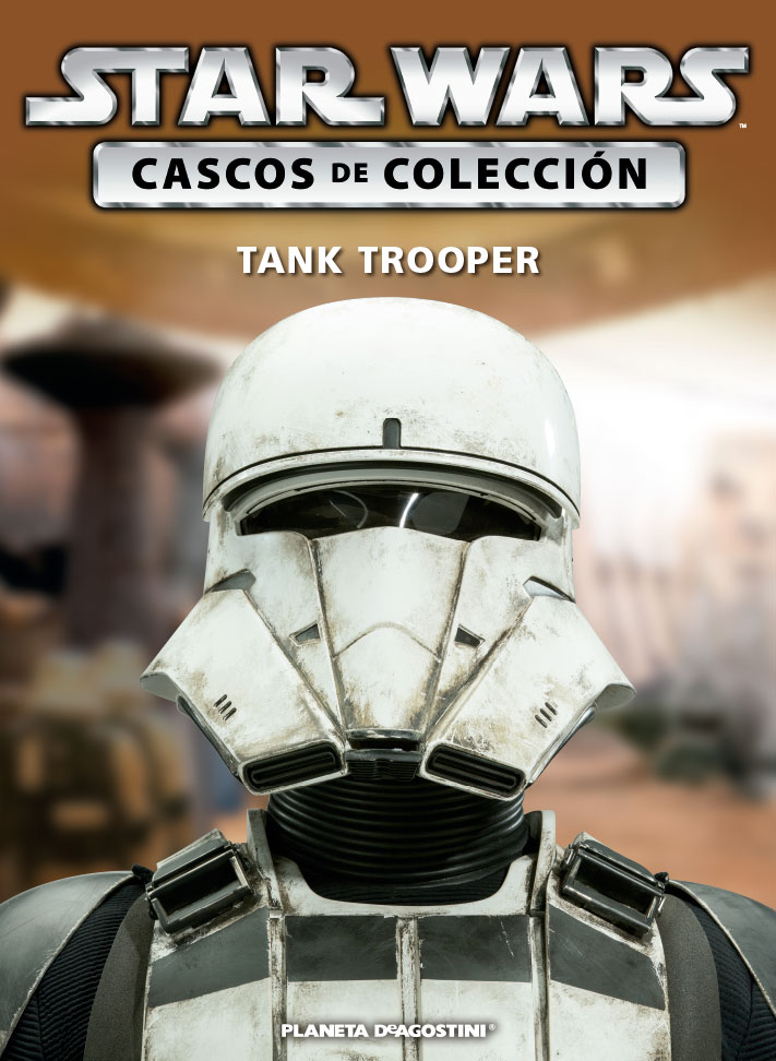 Casco TANK TROOPER + Fascículo 62