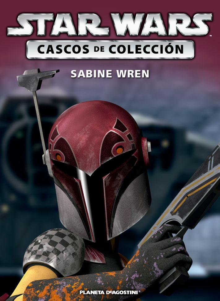 Casco SABINE WREN + Fascículo 63
