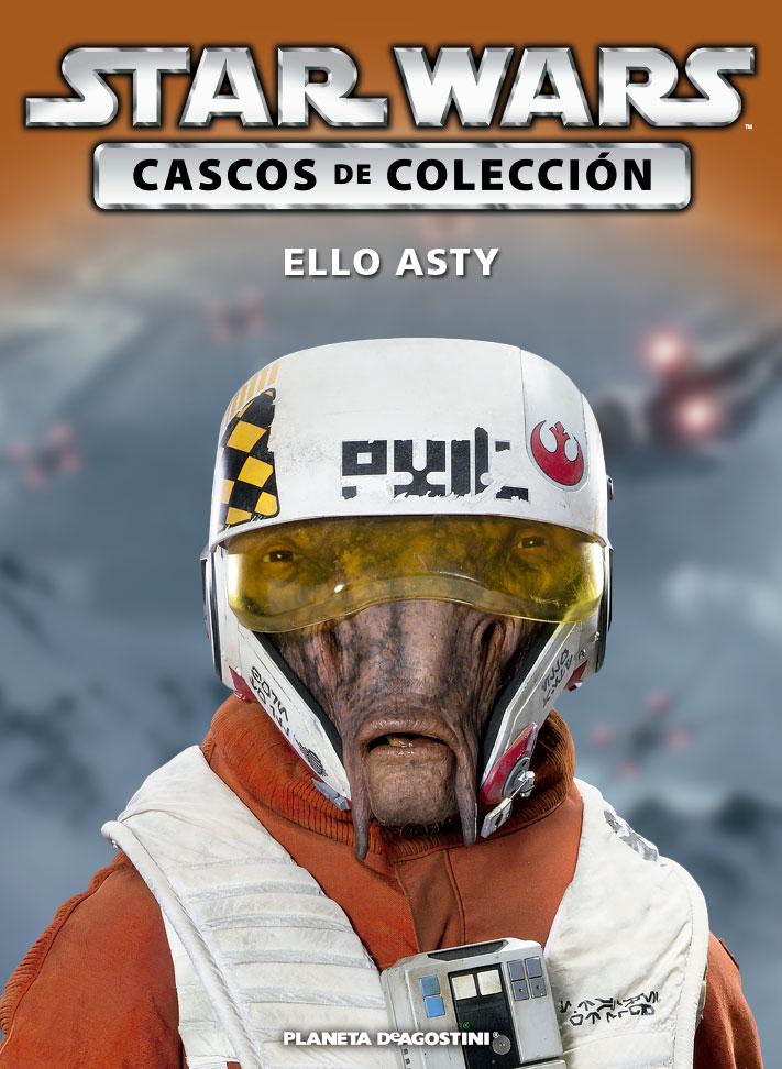 Casco ELLO ASTY + Fascículo 69