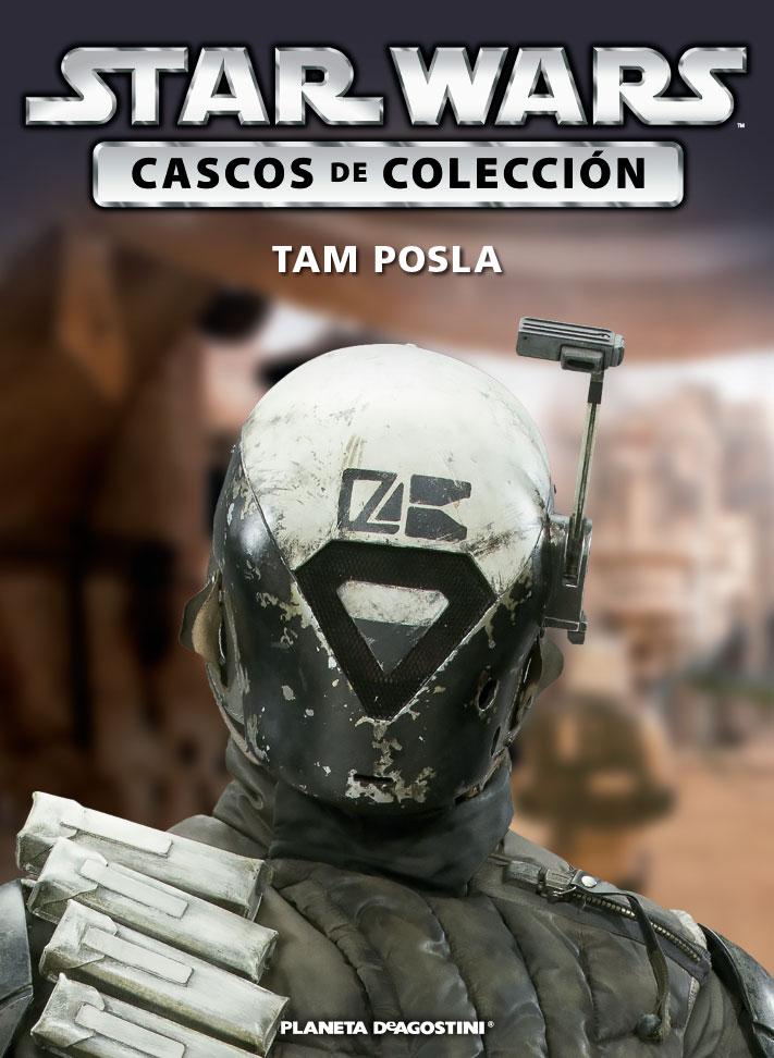 Casco TAM POSLA + Fascículo 73