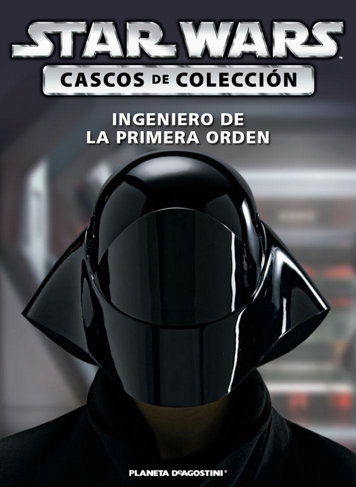 Casco INGENIERO DE LA PRIMERA ORDEN + Fascículo 74