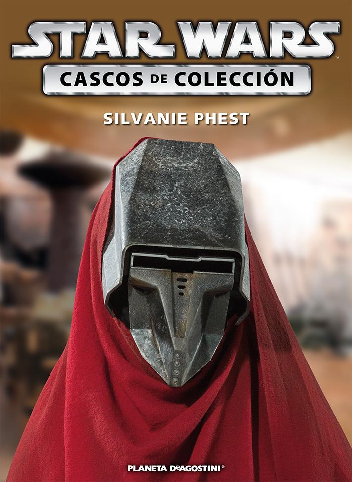 Casco SILVANIE PHEST + Fascículo 77