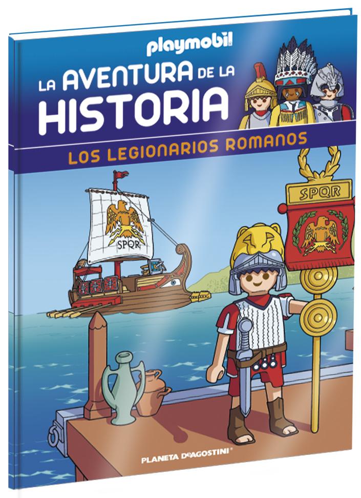Entrega 2: Los legionarios romanos + 2 Fichas + Figura