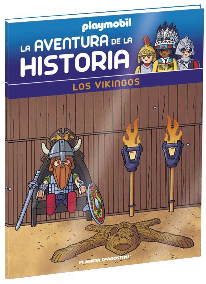 Entrega 5: Los vikingos + 2 fichas + Figura