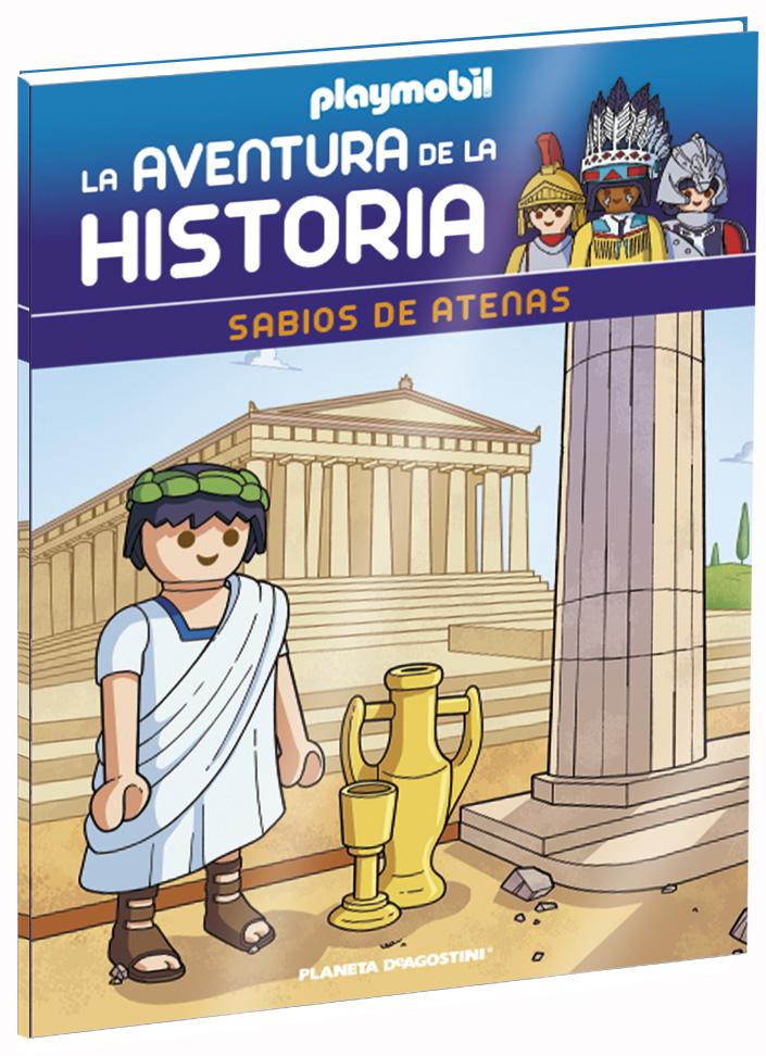 Entrega 19: Sabios de Atenas + 2 fichas + Figura