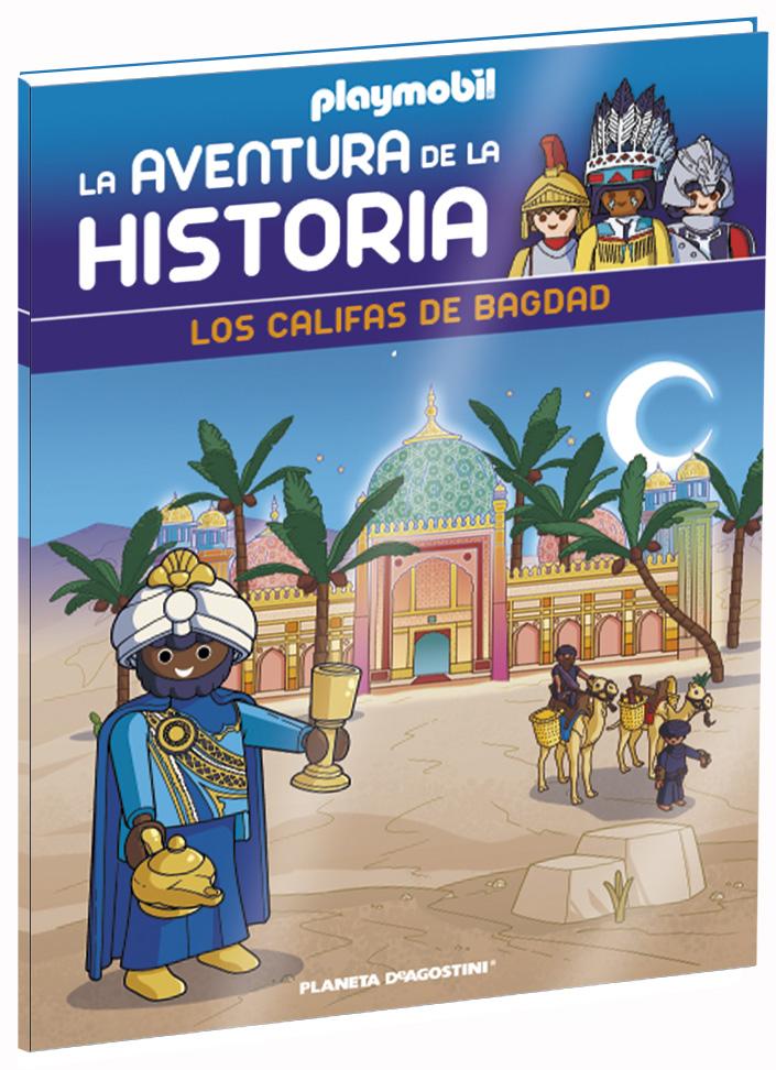 Entrega 39: Los califas de Bagdad + 2 fichas + Figura