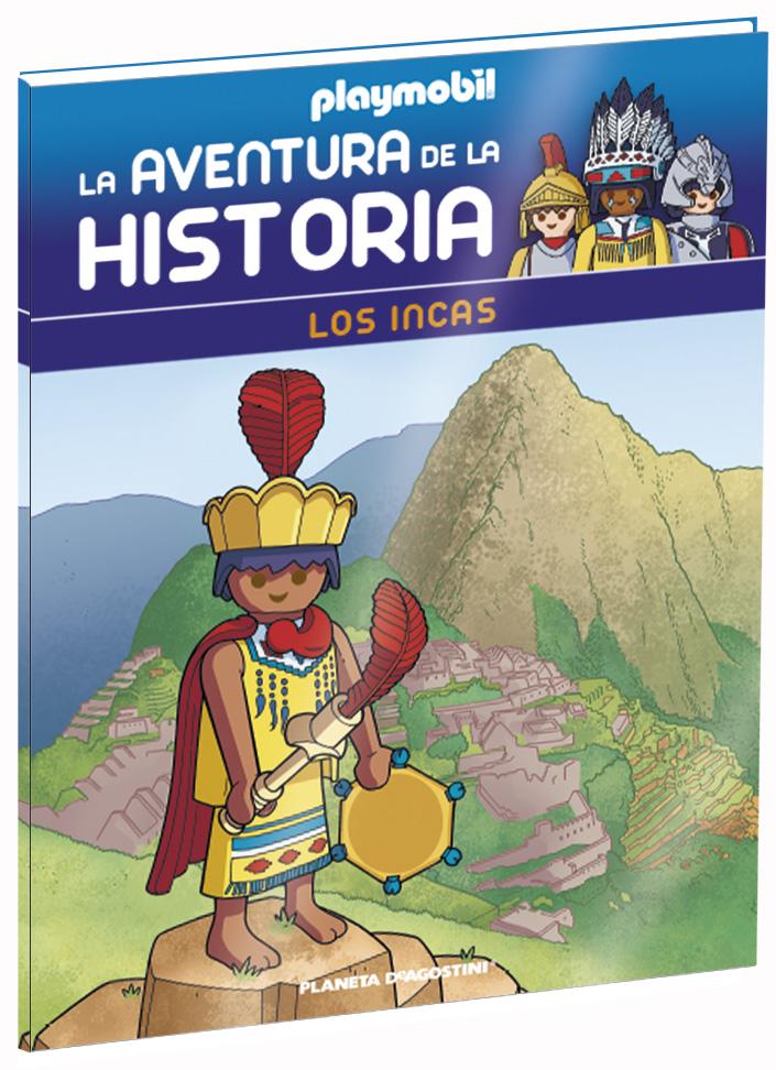 Entrega 48: Los Incas + 2 fichas + Figura