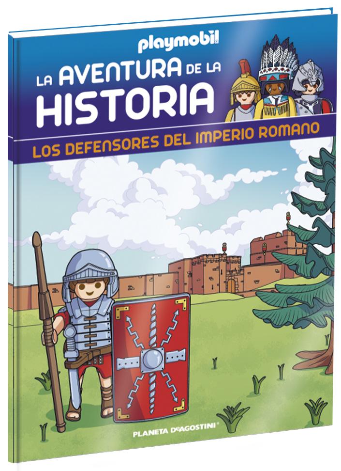 Entrega 58: Los defensores del imperio Romano + 2 fichas + Figura