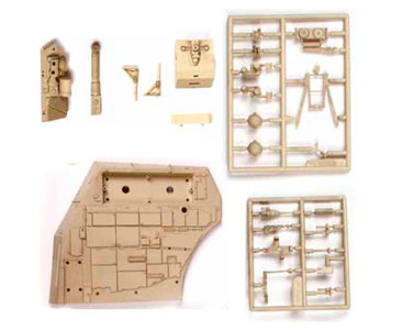 Fascículo 45 + piezas