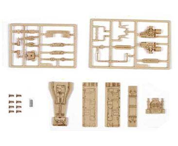 Fascículo 47 + piezas