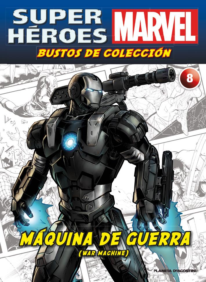 Fascículo 8 + MÁQUINA DE GUERRA