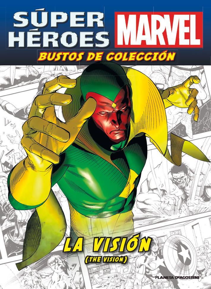 Fascículo 22 + LA VISIÓN (THE VISION)