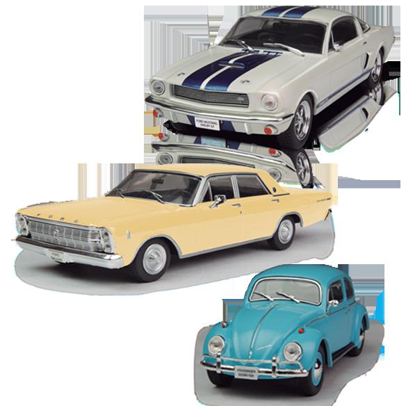 Grandes Autos memorables - Relanzamiento