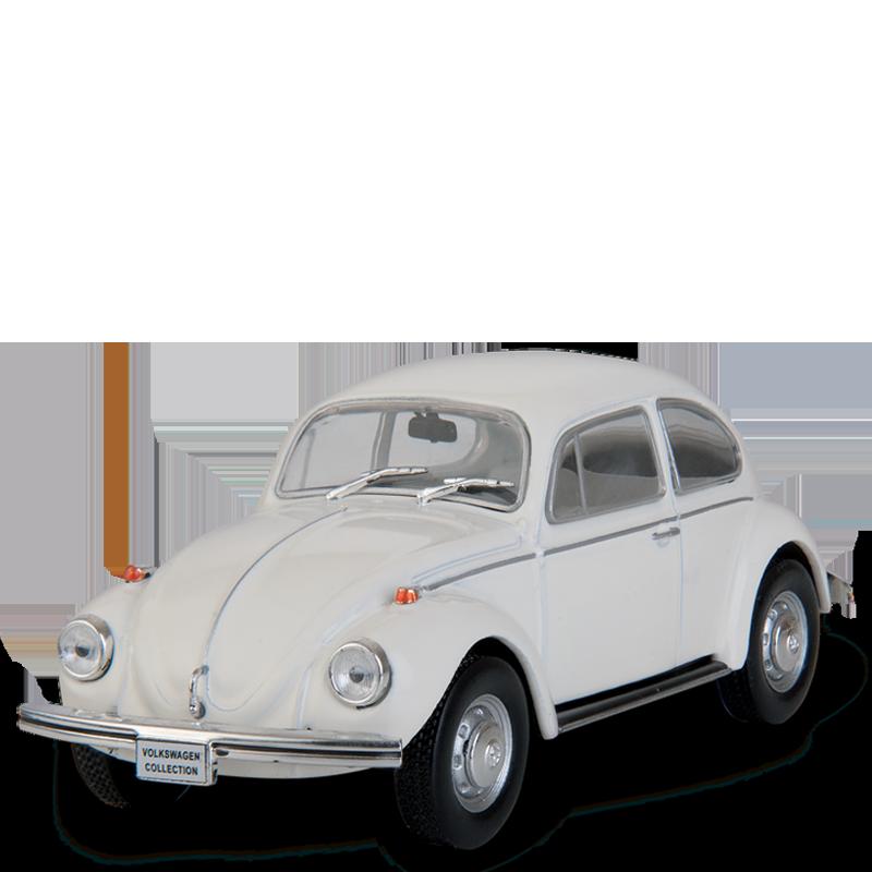 Autos de Volkswagen. La colección oficial