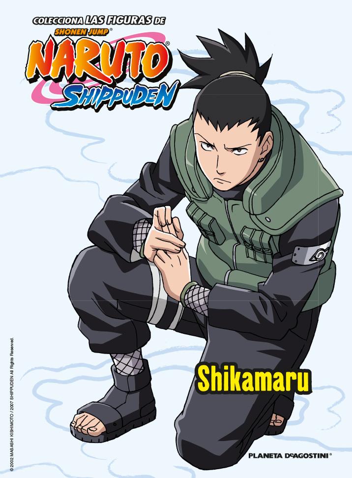 Fascículo 13 + Shikamaru