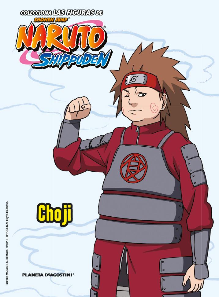 Fascículo 15 + Choji