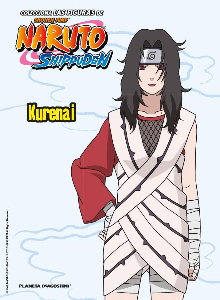 Fascículo 22 + Kurenai