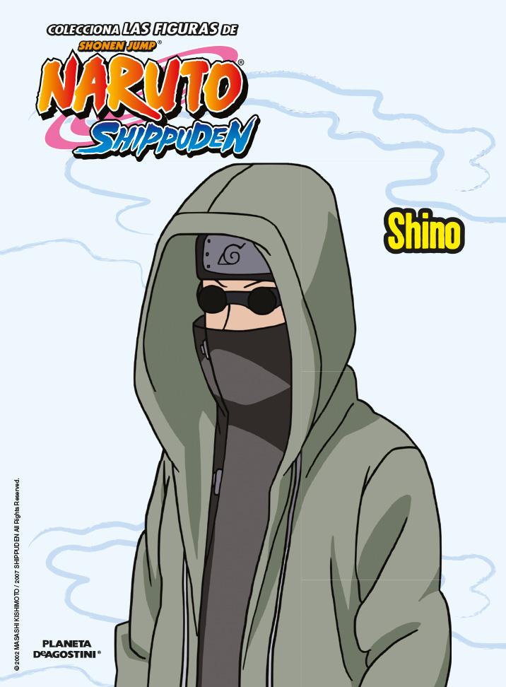 Fascículo 23 + Shino