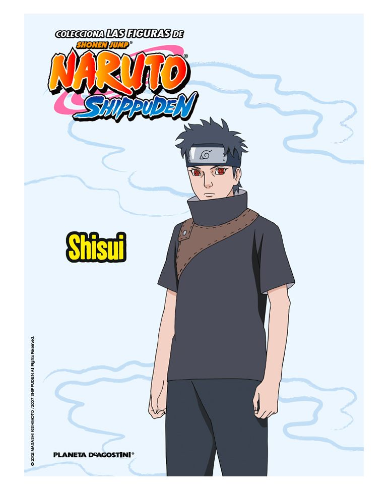 Fascículo 31 + Shisui