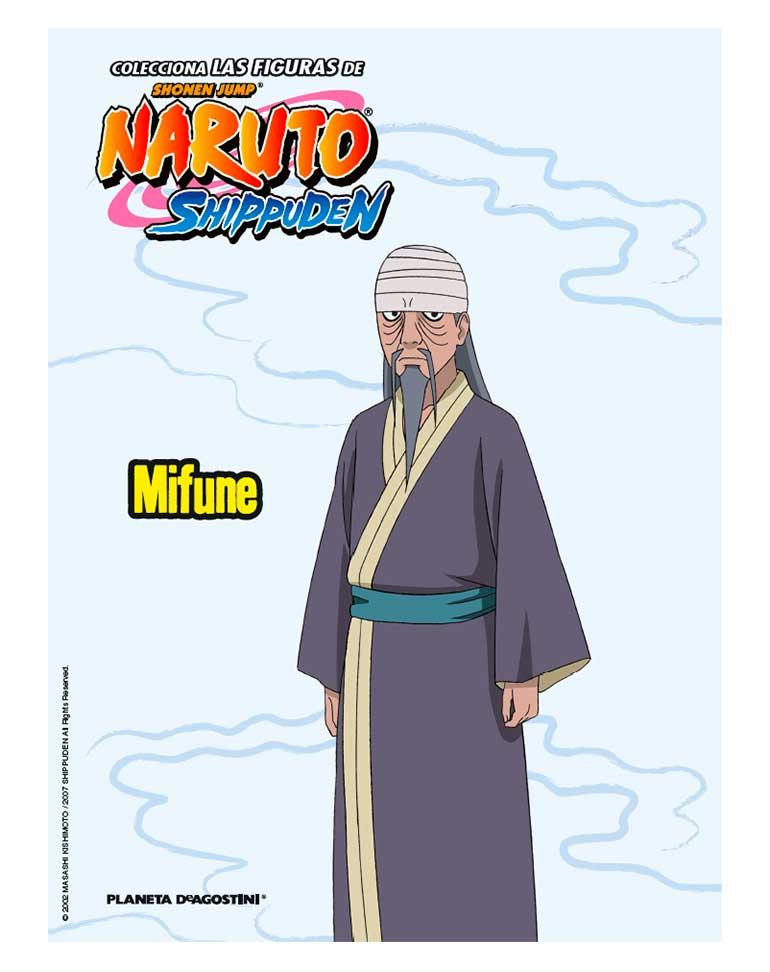 Fascículo 35 + Mifune