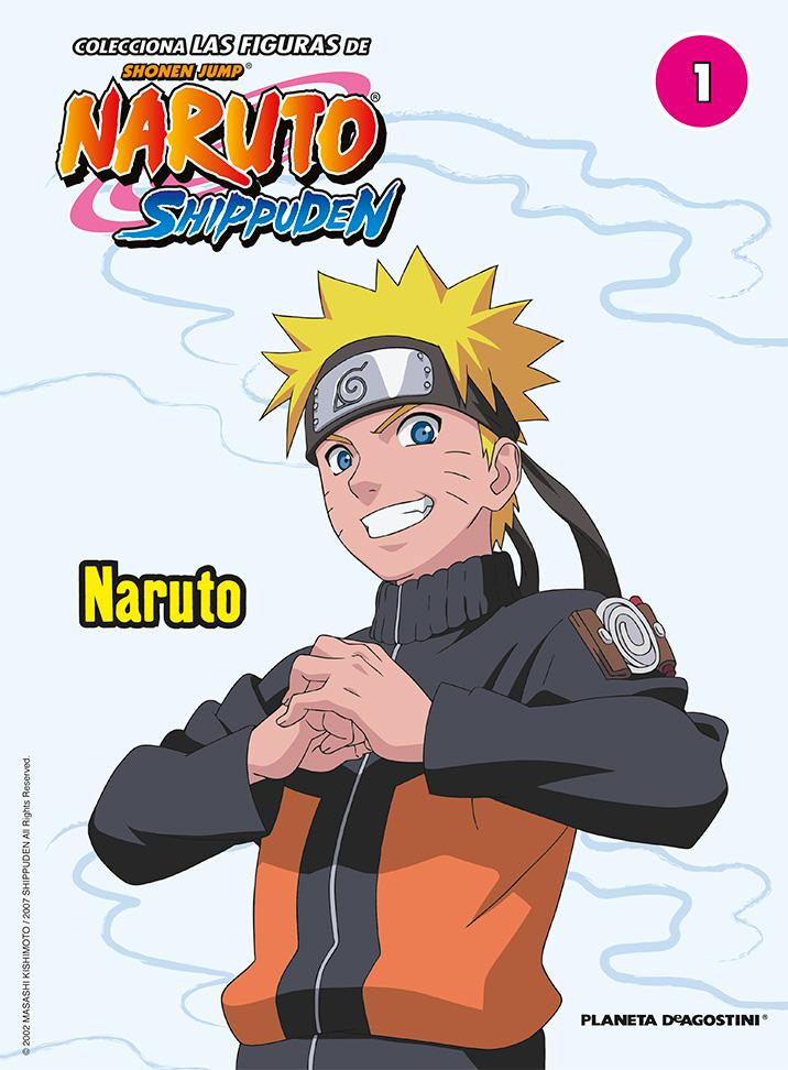 Fascículo 1 + Naruto