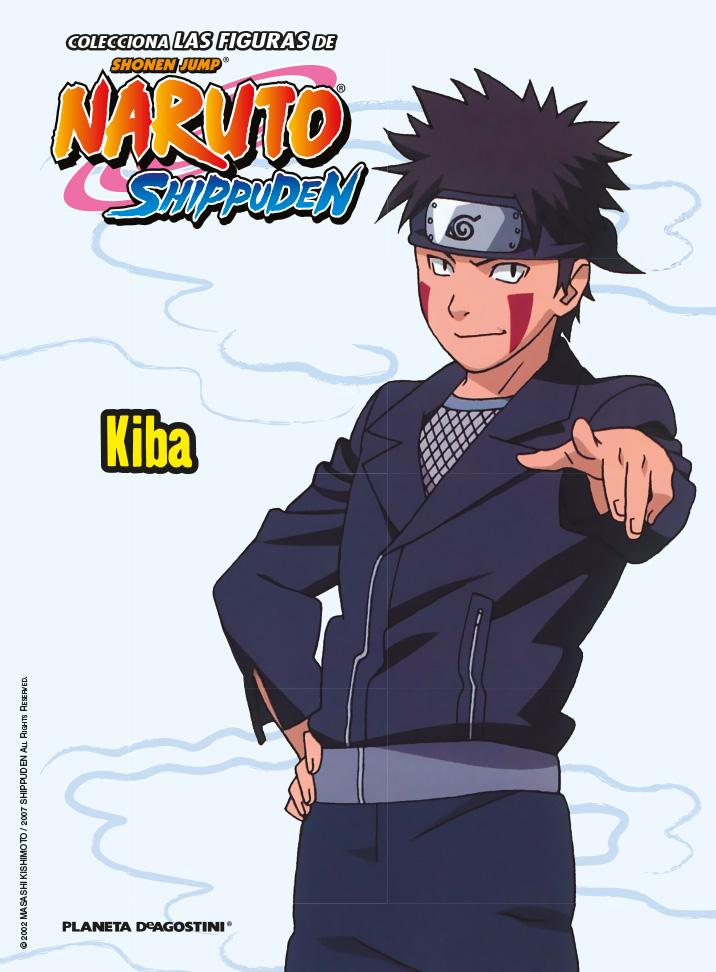 Fascículo 18 + Kiba