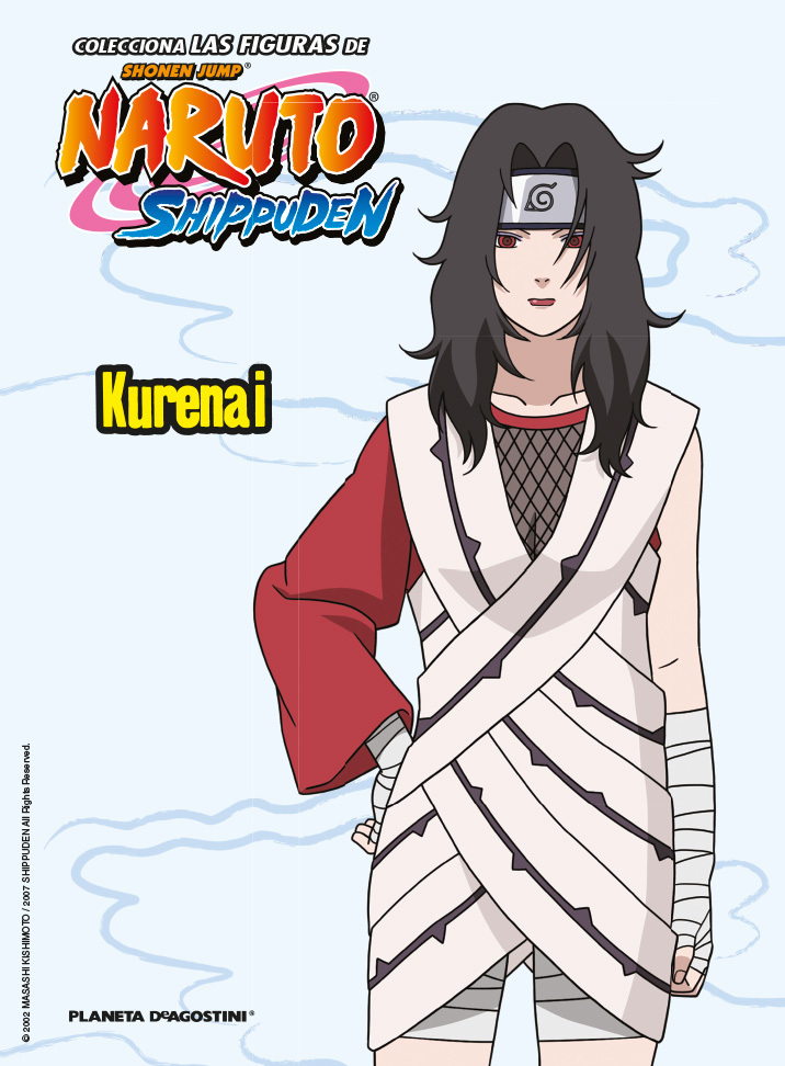 Fascículo 21 + Kurenai