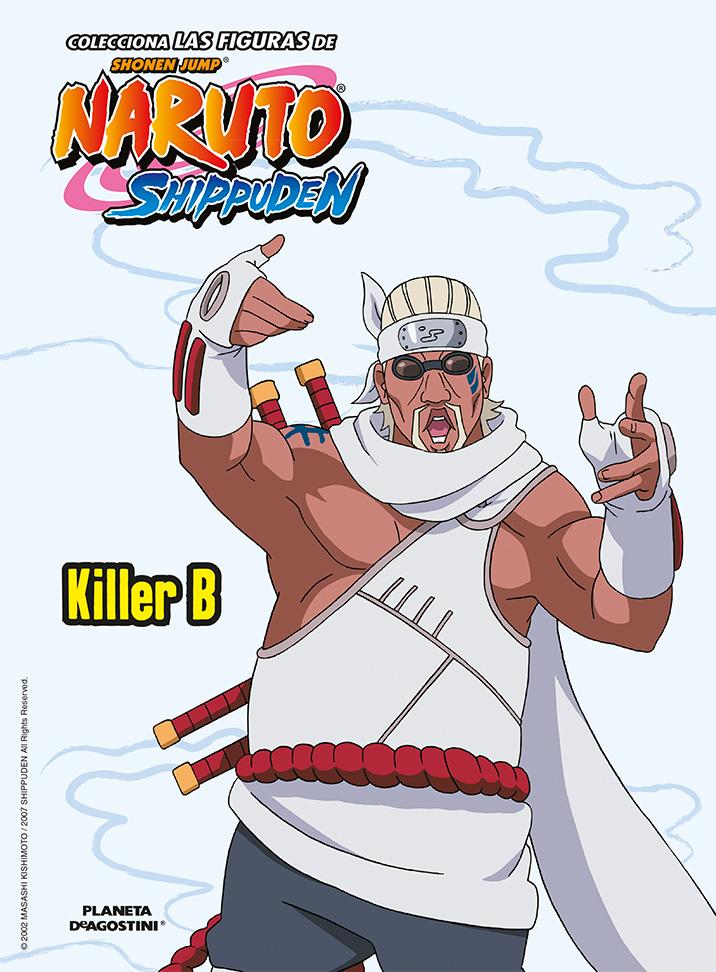 Fascículo 26 + Killer B