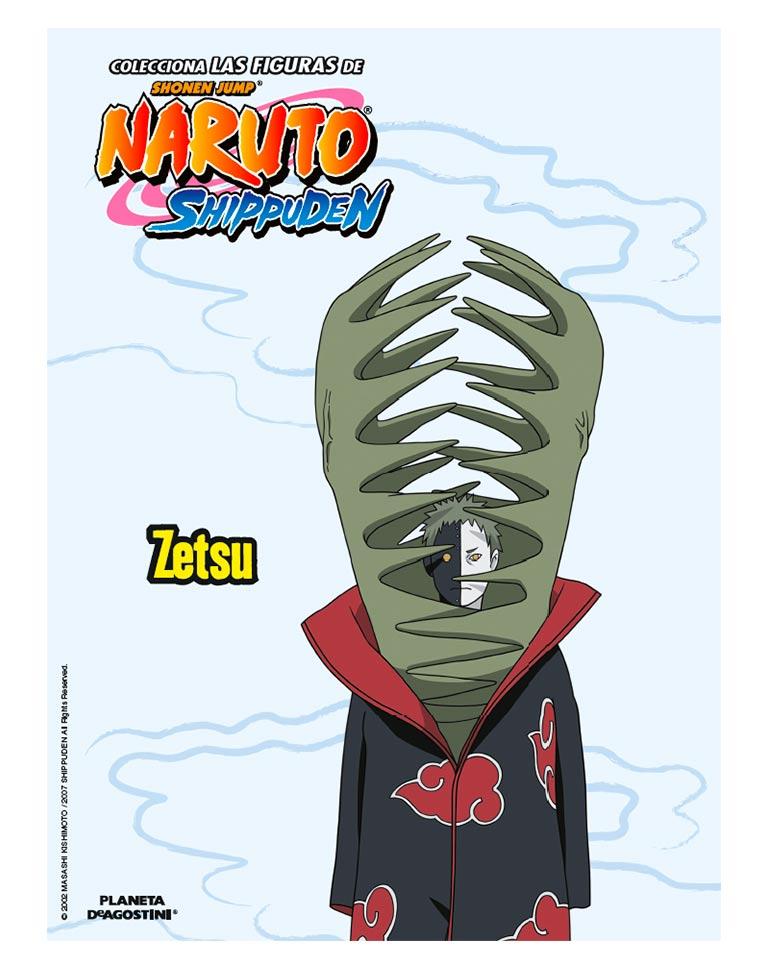 Fascículo 44 + Zetsu