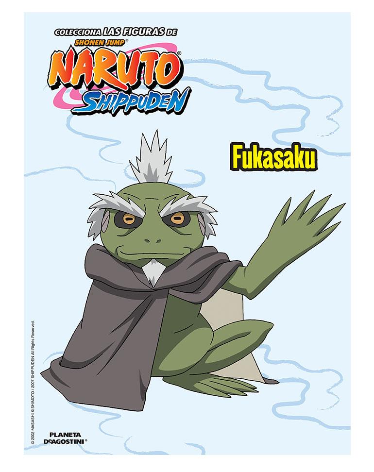 fascículo 62 + Fukasaku
