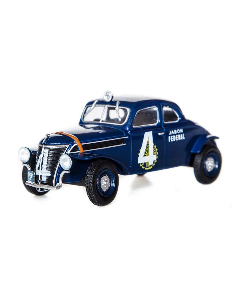 FASCÍCULO Nº 33 + Ford Coupé (1937)Ángel Lo ValvoFASCÍCULO Nº 33 + Ford Coupé (1937)Ángel Lo Valvo