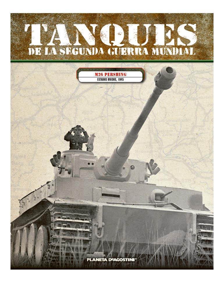 M26 Pershing ESTADOS UNIDOS, 1945 + Fascículo 21