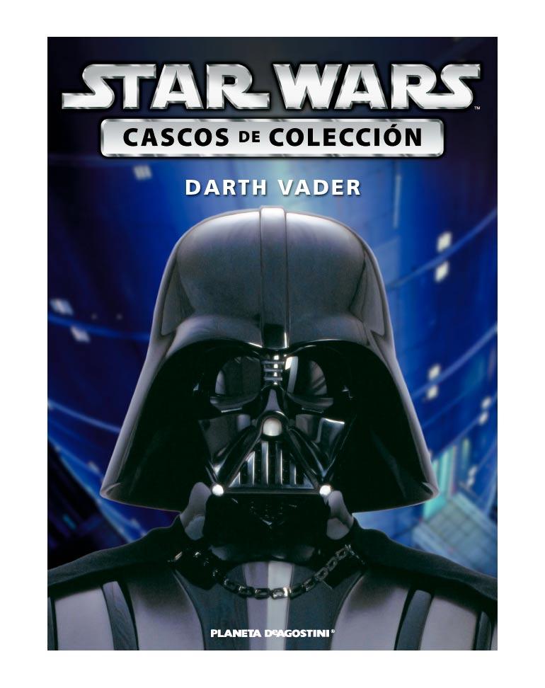 Casco 1: Darth Vader + Fascículo 1