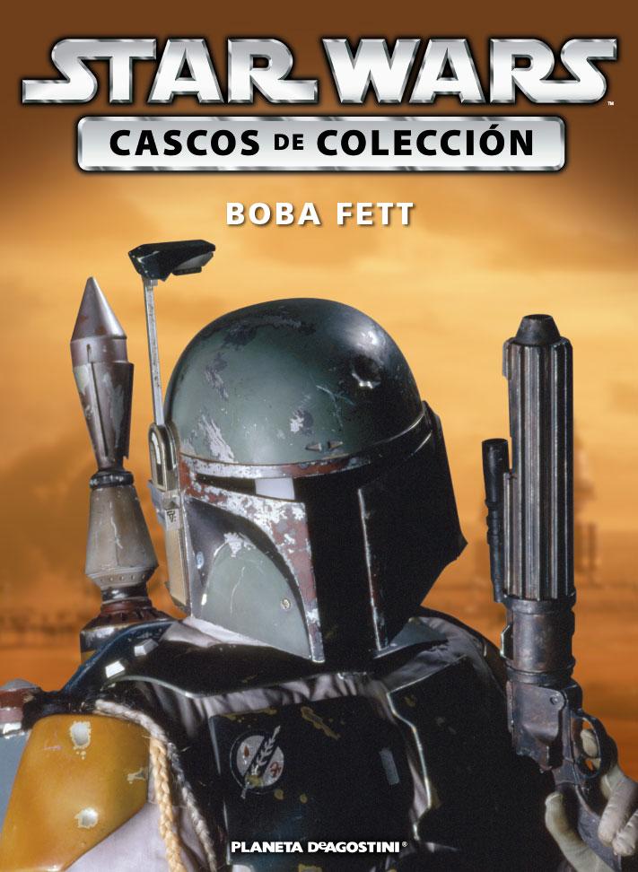 Casco 4: Boba Fett + Fascículo 4