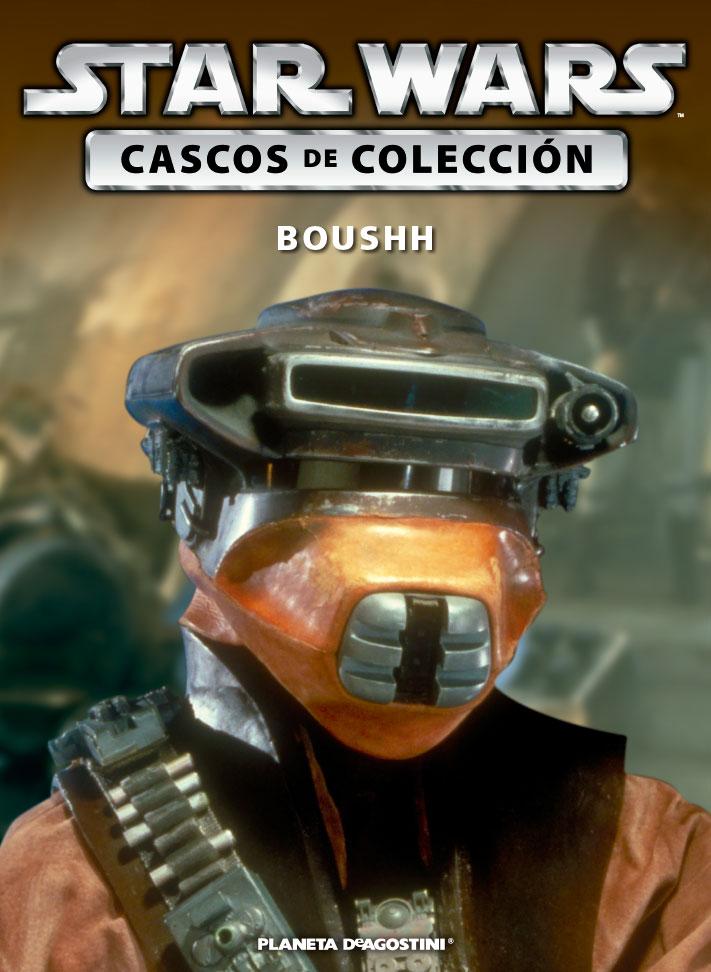 Casco 8: Boushh + Fascículo 8
