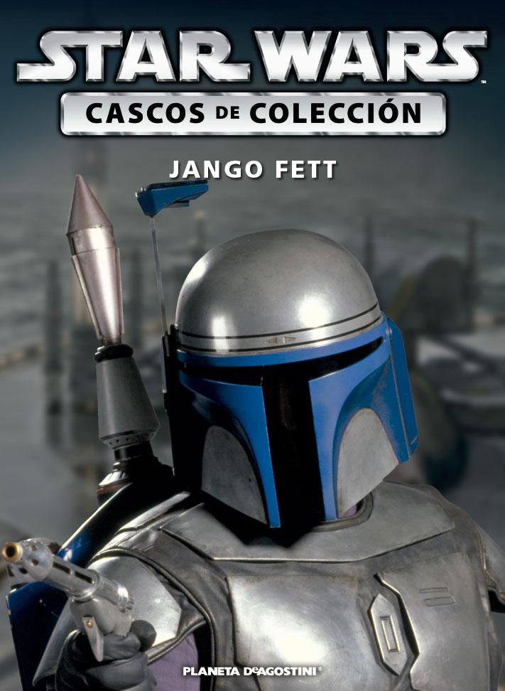 Casco 12: Jango Fett + Fascículo 12
