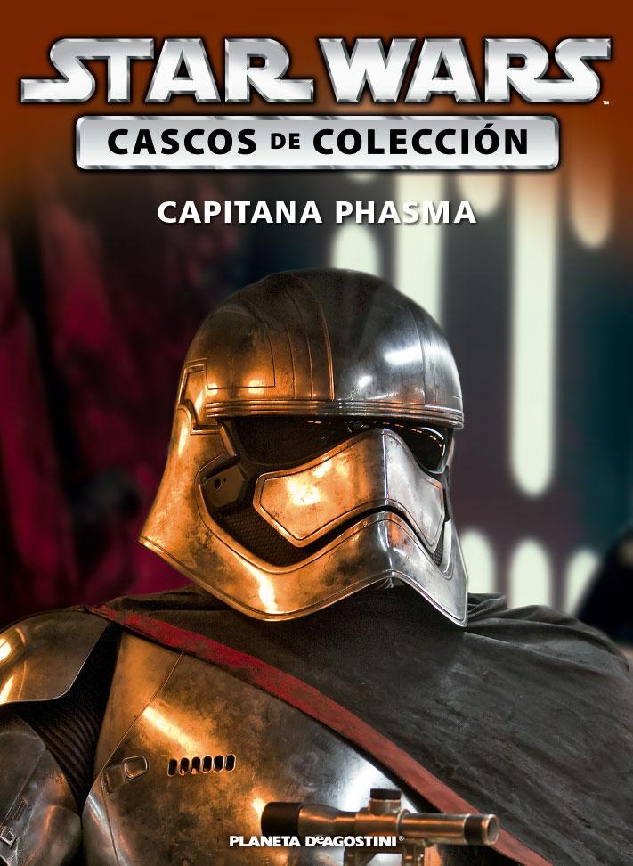 Casco 23: CAPITANA PHASMA + Fascículo 23