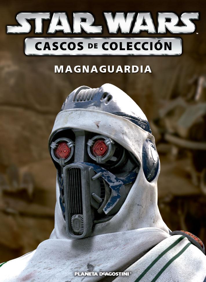 Casco 25: Magnaguardia + Fascículo 25