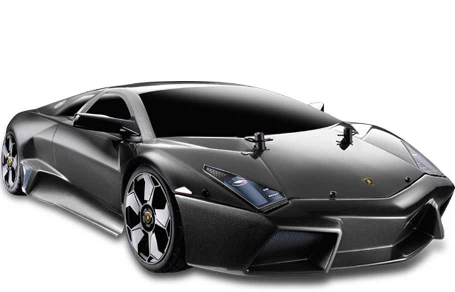 Arma y maneja el superdeportivo Lamborghini