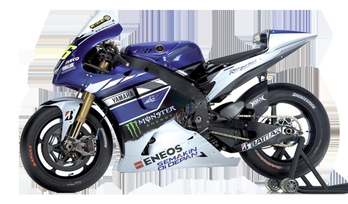 Características de las motos: