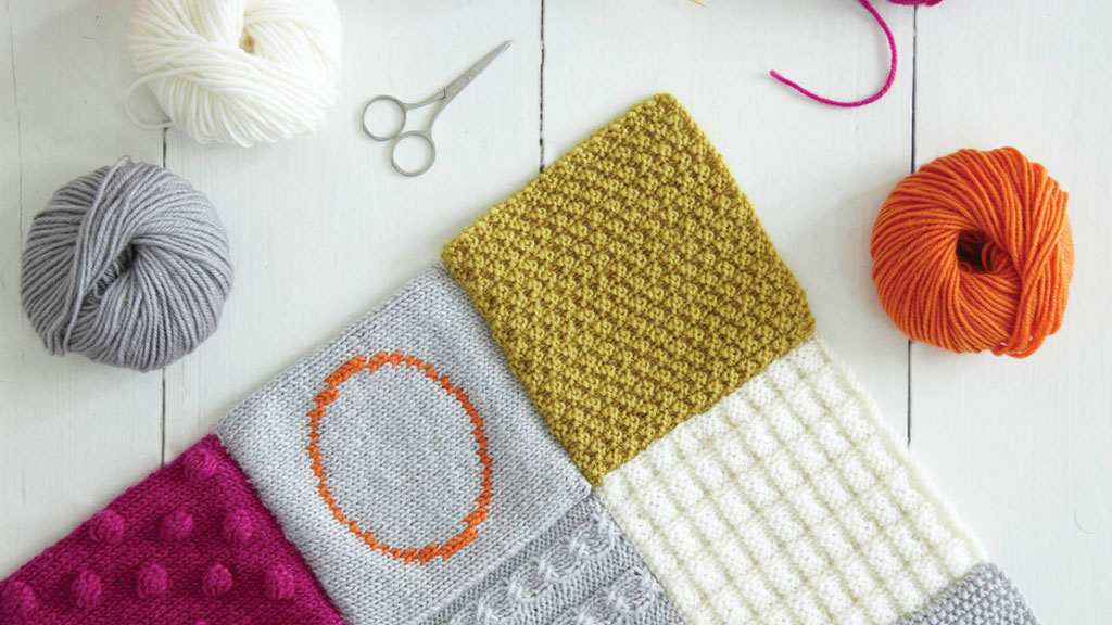 Aprende a hacer tricot...
